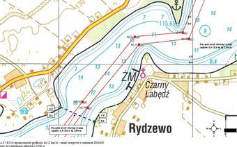 Mapa - Rydzewo
