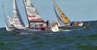Bitwa o Gotland - Delphia Challenge 2016: druga doba na morzu - szachy na wodzie