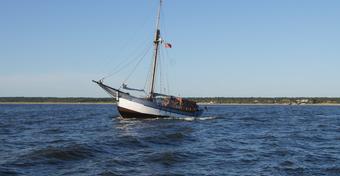 Spotkania Samosterowe: drewniany statek w XXI wieku