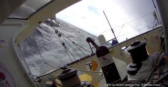 Kito de Pavant, Sebastien Josse... Ocean Południowy zbiera żniwo