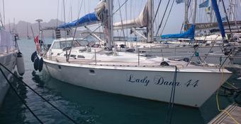 """Niezwykła wyprawa: """"Lady Dana 44"""" wyrusza ku Australii"""