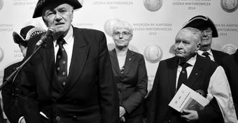 Na wieczną wachtę odszedł Andrzej Drapella