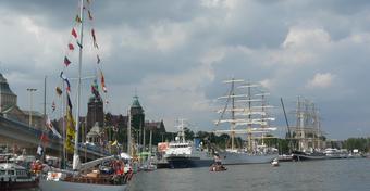 Pomysły na żeglarski Szczecin. Konsultacje wokół rozwoju turystyki wodnej